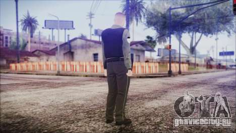 GTA 5 Ammu-Nation Seller 2 для GTA San Andreas третий скриншот