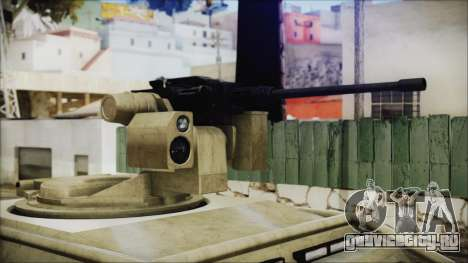 GTA 5 HVY Insurgent Pick-Up для GTA San Andreas вид справа