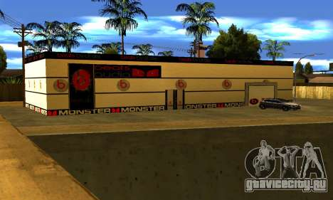 Monster Beats Studio by 7 Pack для GTA San Andreas второй скриншот