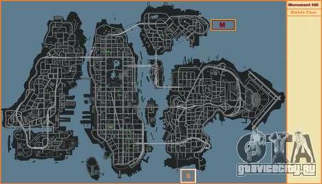 Стельвио Пасс Трек для GTA 4 третий скриншот