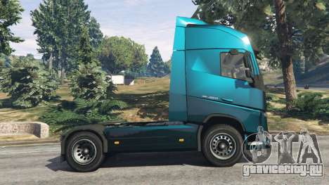 Volvo FH 750 2014 для GTA 5