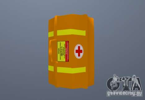 Аптечка Скорой Помощи для GTA San Andreas второй скриншот