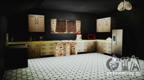 CJ House New Interior для GTA San Andreas