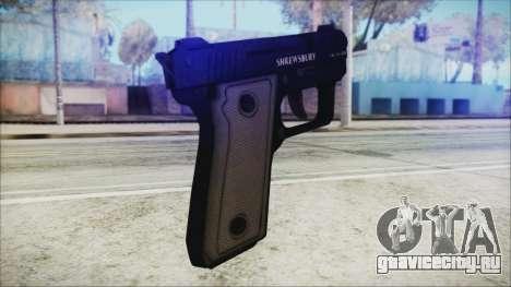 GTA 5 SNS Pistol v3 - Misterix Weapons для GTA San Andreas второй скриншот