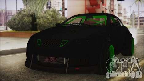GTA 5 Sentinel RS для GTA San Andreas