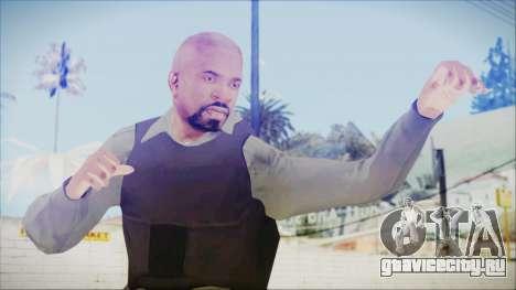 GTA 5 Ammu-Nation Seller 3 для GTA San Andreas