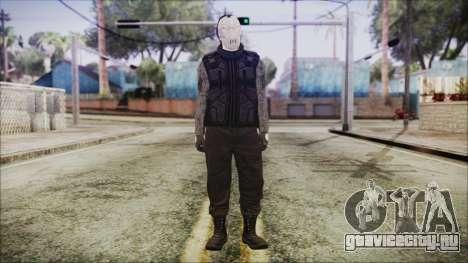 GTA Online Skin 3 для GTA San Andreas второй скриншот