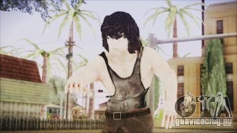 Rambo Shirt для GTA San Andreas