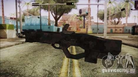 Cyberpunk 2077 Rifle Camo для GTA San Andreas второй скриншот