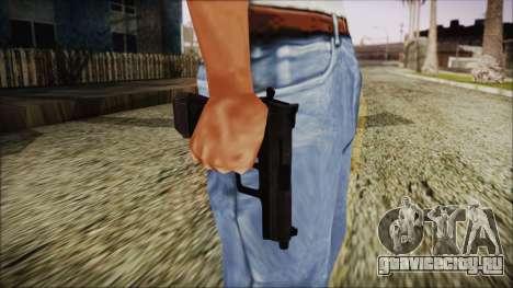 PayDay 2 Interceptor .45 для GTA San Andreas третий скриншот