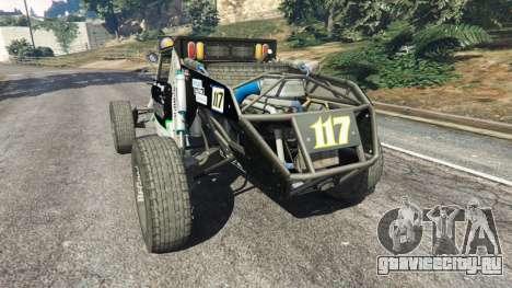 Ickler Jimco Buggy [Beta] для GTA 5 вид сзади слева