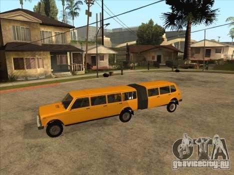 ВАЗ 2131 Гипер для GTA San Andreas вид справа