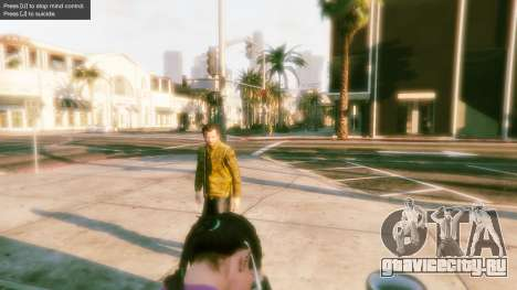 The Force Unleashed для GTA 5 третий скриншот