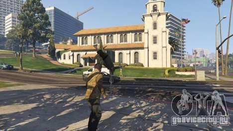 The Force Unleashed для GTA 5 седьмой скриншот