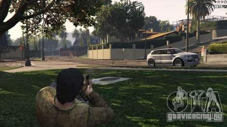 Stance для GTA 5 шестой скриншот