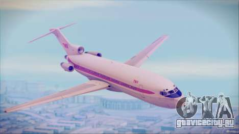 Boeing 727-200 Trans World Airlines для GTA San Andreas