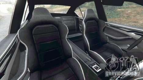 Skoda Octavia VRS 2014 [hatchback] для GTA 5 вид справа