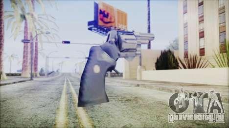 Snub Nose для GTA San Andreas второй скриншот