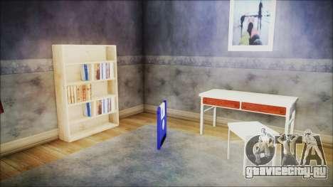 CJ House New Interior для GTA San Andreas третий скриншот