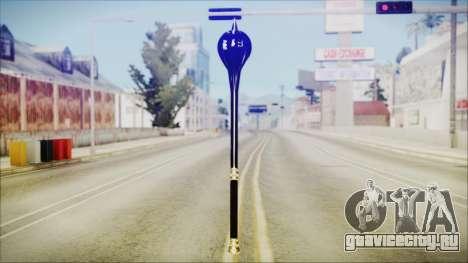 Bulat Steel Mace для GTA San Andreas второй скриншот