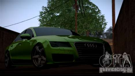 ENB by OvertakingMe (UIF) v2 для GTA San Andreas третий скриншот