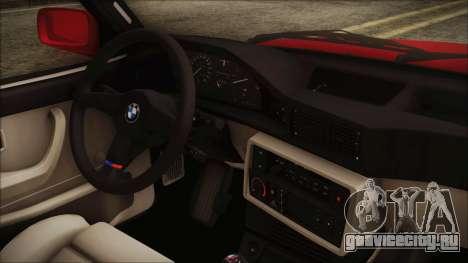 BMW M5 E28 1988 для GTA San Andreas вид справа