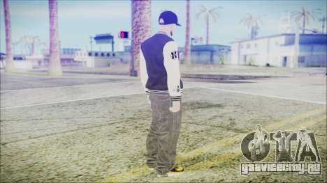 GTA Online Skin 57 для GTA San Andreas третий скриншот