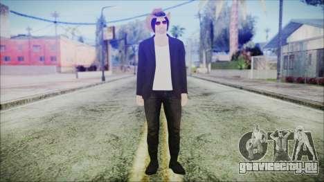 GTA Online Skin 29 для GTA San Andreas второй скриншот