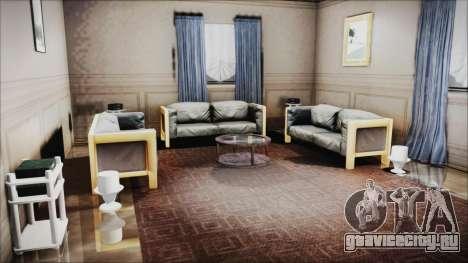 CJ House New Interior для GTA San Andreas второй скриншот