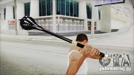 Bulat Steel Mace для GTA San Andreas
