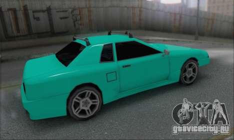 Elegy Min.Korch для GTA San Andreas вид слева