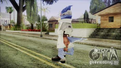 Falco Lombardi для GTA San Andreas третий скриншот