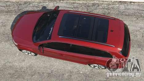 Audi Q7 2010 для GTA 5