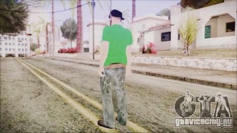 GTA Online Skin 16 для GTA San Andreas третий скриншот