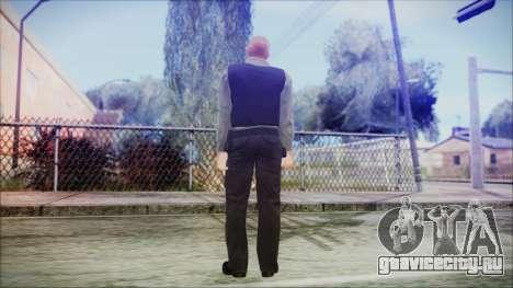 GTA 5 Ammu-Nation Seller 3 для GTA San Andreas третий скриншот