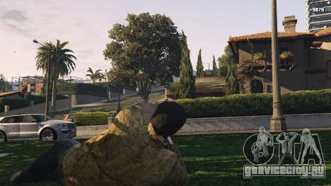 Stance для GTA 5 пятый скриншот