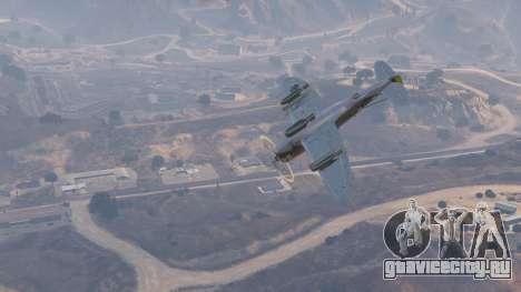 P-47D Thunderbolt для GTA 5 шестой скриншот