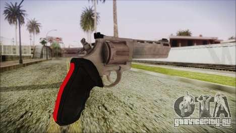 PayDay 2 Bronco .44 для GTA San Andreas второй скриншот