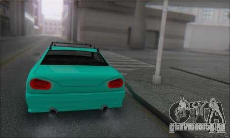 Elegy Min.Korch для GTA San Andreas вид справа