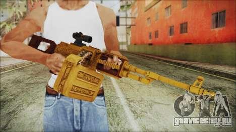 GTA 5 MG from Lowrider DLC для GTA San Andreas третий скриншот