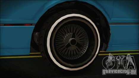 GTA 5 Albany Primo Custom Bobble Version IVF для GTA San Andreas вид справа
