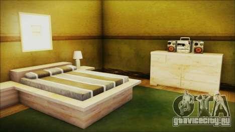 CJ House New Interior для GTA San Andreas четвёртый скриншот
