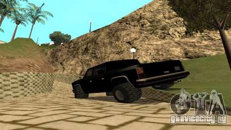 FBIranch By MarKruT для GTA San Andreas вид слева