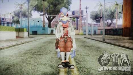 Falco Lombardi для GTA San Andreas второй скриншот