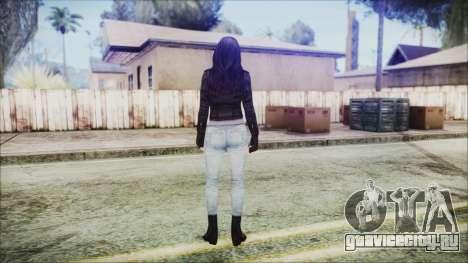 Marvel Future Fight Jessica Jones v1 для GTA San Andreas третий скриншот