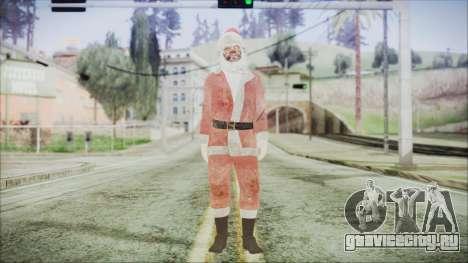 GTA 5 Santa Sucio для GTA San Andreas второй скриншот