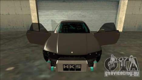 Nissan Skyline R33 Drift для GTA San Andreas вид сверху