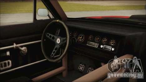 GTA 5 Declasse Tampa IVF для GTA San Andreas вид справа