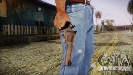 PayDay 2 Bronco .44 для GTA San Andreas третий скриншот