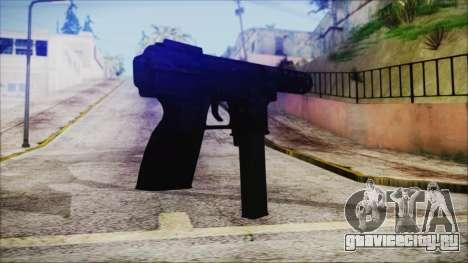 TEC-9 Multicam для GTA San Andreas второй скриншот